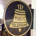 public telephone decoration