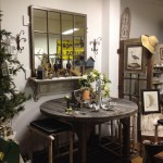 Owl's Nest Upholstery & Antiques table
