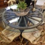 Owl's Nest table